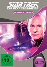 Star Trek - The Next Generation: Season 4, Part 2 [4 DVDs] (OVP)