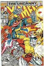 The Uncanny X-Men #292 (Sep 1992, Marvel)
