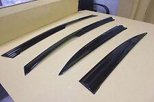 HONDA CIVIC 06-11 Mugen Style Window Visor Sun Rain Guard Shield Vent Deflector