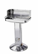 Activa Pisa 11600 Stainless Steel Pedestal Barbecue