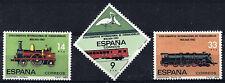 Sellos de España - 1982 23rd Congreso Int Ferrocarril Málaga en condición estampillada sin montar o nunca montada