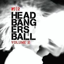 MTV2 Headbangers Ball, Vol. 2 by Various Artists (CD, Sep-2004, 2 Discs,...