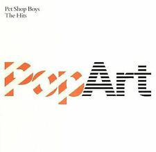 Pet Shop Boys - Pop Art: Hits [CD New] FREE SHIPPING FAST!