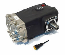 PRESSURE WASHER PUMP replaces General TS2021N - 3600 PSI, 5.5 GPM Solid Shaft