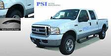 99 - 07 Ford F-250, F-350 Super Duty Fender Flares Rugged Street Style PAINTABLE