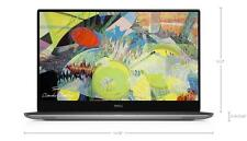 "2016 DELL XPS 15 9550 15.6"" UHD 4K TOUCH i5-6300HQ 8GB 256GB SSD GTX960M Warrant"