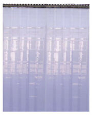 PVC Strip Curtain Door 1.5 M x 3 M for coldroom warehouse Catering (300)