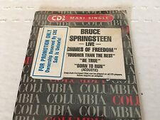 Sealed BRUCE SPRINGSTEEN Live CD3 Maxi Single Promo
