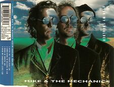 MIKE + THE MECHANICS : OVER MY SHOULDER / 4 TRACK-CD