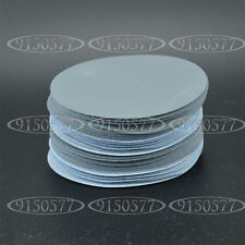 100pcs 5inch(125mm) 3000Grit Sander Disc Sanding Velcro Polishing Pad Sandpaper