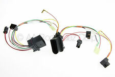 (2)Headlight Wiring Harness with Fog 1999 - 2005 VW MK4 Golf  Genuine OEM Parts