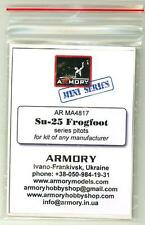 Armory Models 1/48 SUKHOI Su-25 FROGFOOT PITOT TUBES Cast Brass