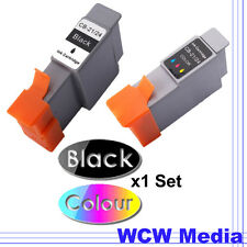 1 Set Ink Cartridges for Canon BCI-24C S200 i250 i320