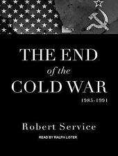 The End of the Cold War 1985-1991 Robert Service MP3 Audio CD Book Unabridged