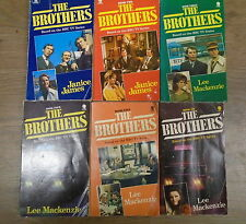 1-6 THE BROTHERS BOOKS by VARIOUS *SPHERE* UK POST £3.25 - P/B