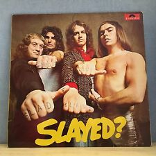 SLADE Slayed? 1972 UK VINYL LP EXCELLENT CONDITION  Mama Weer All Crazee Now B