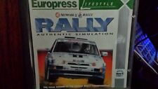 Rally Authentic Simulation PC GAME