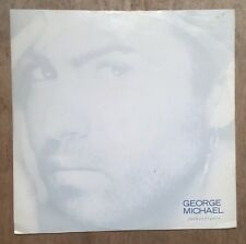 "George Michael Father Figure UK 12"" Vinyl EMU T4 A1 B1"