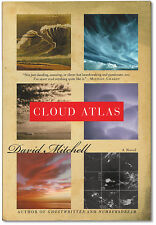 Cloud Atlas - by David Mitchell - US First Edition - Paperback Original in US