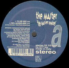 The MASTER - The MASTER Remixes - No Colors - NC 017 MX - Ita - 1996