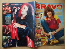 BRAVO 25 - 12.6. 1980 (1) AC/DC Van Halen Pretenders KARAT Travolta Black Sabb.