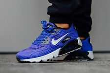 "Nike Air Max 90 Ultra BR PLUS QS ""Racer Blue""Shoe Mens size 12 810170-401"