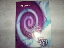 1999 Fort Madison Aquinas High School (Iowa) The Lance Yearbook Annual - Nice!!