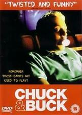 CHUCK & BUCK MIKE WHITE CHRIS & PAUL WEITZ BETH COLT PRISM UK 2003 REG 2 DVD NEW