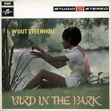 WOUT STEENHUIS BIRD IN THE PARK 1st Studio 2 Stereo UK LP 1970 JOE HARRIOT FUNK