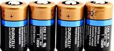 (Pack of 4)  Duracell Ultra CR2 DL-CR2 3V Photo Lithium Battery Expires 2024