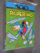 100 ANNI DEL FUMETTO ITALIANO #  6 - PAPERINO - PARODIE NELLA STORIA