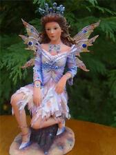 LTD ED THE SAPPHIRE FAIRY POPPETS FAERIE BY CHRISTINE HAWORTH BNIB