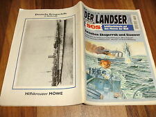 """LANDSER Präsentiert:  SOS  91 // Zwischen SKAGERRAK und EISMEER / """"New Zealand"""""""