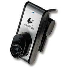 NEW Logitech QuickCam Webcam for Notebooks Pro Mobile Video Call + Desktop Stand