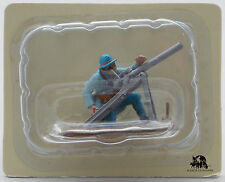Figurine Collection Atlas Soldat Grande Guerre Servant Obusier Aasen 1915 Figure