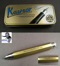# Kaweco Sketch Up Brass Brass Pencil with 5,6mm Mine #