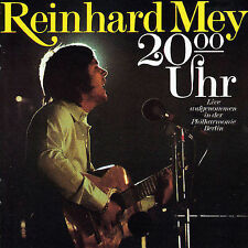 MEY,REINHARD-20.00 UHR CD NEW