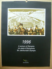 1996~A CENTURY OF OLYMPICS~UN SIECLE d' OLYMPISME--ARCHIVES PHOTOGRAPHIQUES CIO+