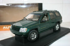 1:18 Autoart Jeep Grand Cherokee 1999 Green 74014