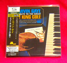 MARVIN GAYE Tribute To The Great Nat King Cole JAPAN SHM MINI LP CD UICY-94028
