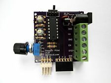 Stepper motor control with arduino - Attiny84