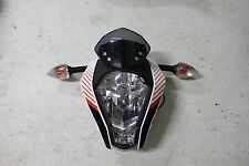 2015 2015 15 16 KTM 390 DUKE OEM FRONT FAIRING COWL HEADLIGHT HEAD LIGHT LAMP