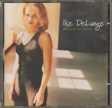 ILSE DeLANGE World of Hurt CD 14 track 1998