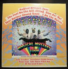 The Beatles . Magical Mystery Tour . 1967 Capitol Records LP SMAL 2835 VG/VG+