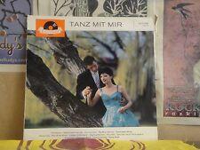 TANZ MIT MIR - GERMAN POLYDOR LP 46 529 LPHM