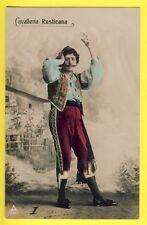 CPA de 1908 ESPAGNOL de la CAVALLERIA RUSTICANA