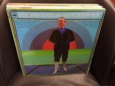 Little Jimmy Dickens Big Man in Country Music LP 2-Eye 360 Sound Stereo + SHRINK