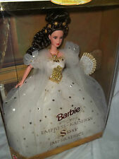 1996 Barbie As Dans Le Role De Empress Kaiserin Sissy Imperatrice Mint condition