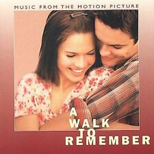 A Walk to Remember (CD Soundtrack) Switchfoot, Mandy Moore, Cold, Toploader !!!!