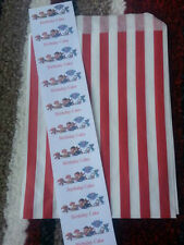 Paw Patrol Birthday Party Cake Bags and Stickers (10)